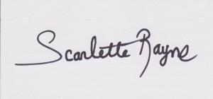 scarlette rayne